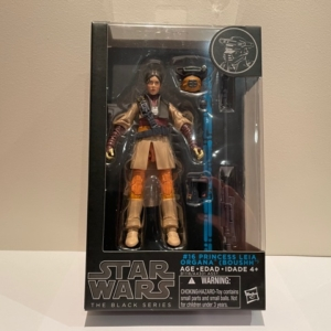 Star Wars Black Series 6 Inch Action Figure Princess Leia Organa (Boushh) No. 16
