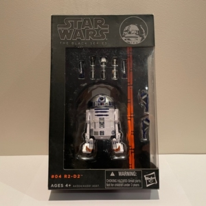 Star Wars Black Series 6 Inch Action Figure R2-D2 No. 4